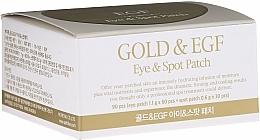 Parfüm, Parfüméria, kozmetikum Hidrogél szemtapasz arany kivonattal - Petitfee & Koelf Gold&EGF Eye&Spot Patch