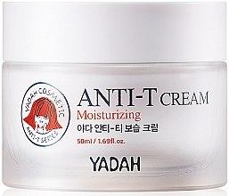 Parfüm, Parfüméria, kozmetikum Hidratáló krém zsíros és problémás bőrre - Yadah Anti-T Moisturizing Cream