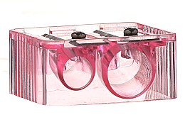 Parfüm, Parfüméria, kozmetikum Ceruzahegyező, 4109, rózsaszín - Donegal Sharpener Pencil