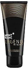 Parfüm, Parfüméria, kozmetikum Montblanc Legend Night - Borotválkozás utáni balzsam