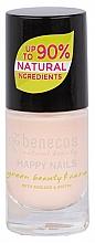 Parfüm, Parfüméria, kozmetikum Körömlakk, 5 ml - Benecos Happy Nails Nail Polish