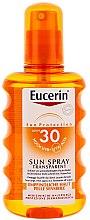 Parfüm, Parfüméria, kozmetikum Védő permet SPF 30 - Eucerin Sun Spray Transparent SPF 30