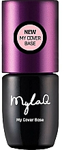 Parfüm, Parfüméria, kozmetikum Géllak alap - MylaQ My Cover Base