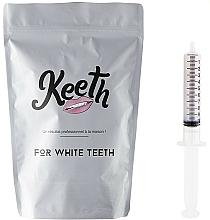 """Parfüm, Parfüméria, kozmetikum Fogfehérítő készlet utántöltő """"Áfonya"""" - Keeth Blueberry Refill Pack"""