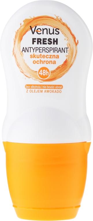 Golyós dezodor - Venus Antyperspirant Roll-On Fresh