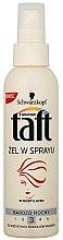 Parfüm, Parfüméria, kozmetikum Hajformázó zselé, erős fixáló - Schwarzkopf Taft Hair Spray