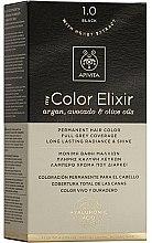 Parfüm, Parfüméria, kozmetikum Hajfesték - Apivita My Color Elixir Permanent Hair Color