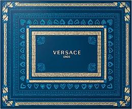 Parfüm, Parfüméria, kozmetikum Versace Eros - Szett (edt/50ml + shower gel/50ml + after shave/50ml)