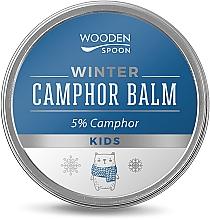 Parfüm, Parfüméria, kozmetikum Balzsam testre - Wooden Spoon Winter Camphor Balm For Kids
