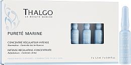 Parfüm, Parfüméria, kozmetikum Arcszérum ampullákban - Thalgo Purete Marine Intense Regulating