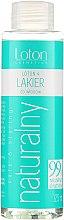 Parfüm, Parfüméria, kozmetikum Természetes hajlakk - Loton 4 Hairspray (utántöltő blokk)