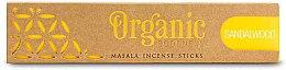 Parfüm, Parfüméria, kozmetikum Aroma pálcika - Song Of India Organic Goodness Sandalwood