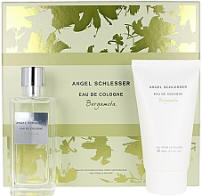 Parfüm, Parfüméria, kozmetikum Angel Schlesser Eau De Cologne Bergamota - Szett (edc/100ml+sh/gel/150)