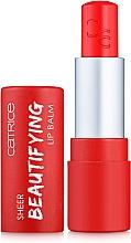 Parfüm, Parfüméria, kozmetikum Ajak balzsam - Catrice Sheer Beautifying Lip Balm