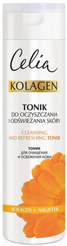 Arctisztító tonik - Celia Collagen Cleansing Tonic