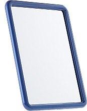 Parfüm, Parfüméria, kozmetikum Egyoldalú négyszögletes tükör Mirra-Flex, 14x19 cm, 9254, kék - Donegal One Side Mirror