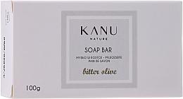 """Parfüm, Parfüméria, kozmetikum Bar szappan """"Csħpős olíva"""" kézre és testre - Kanu Nature Soap Bar Bitter Olive"""