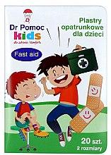 Parfüm, Parfüméria, kozmetikum Tapasz gyermekeknek - Dr Pomoc Kids Fast Aid Patch