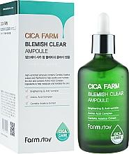 Parfüm, Parfüméria, kozmetikum Ampulla szérum ázsiai centellával - Farmstay Cica Farm Blemish Clear Ampoule