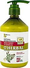 Parfüm, Parfüméria, kozmetikum Balzsam-kondicionáló festett hajra kakukkfű kivonattal - O'Herbal