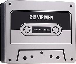 Parfüm, Parfüméria, kozmetikum Carolina Herrera 212 VIP Men - Szett (edt/100ml + sh/gel/100ml)