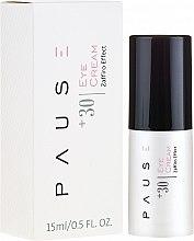 Parfüm, Parfüméria, kozmetikum Szemkörnyékápoló krém 30+ - Pause 30+ Under-Eye Cream