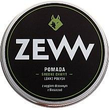 Parfüm, Parfüméria, kozmetikum Modellező pomádé szén alapú - ZEW Pomade For Men