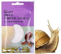 Parfüm, Parfüméria, kozmetikum Szemtapasz - Quret Snail Hydrogel Eye Patch