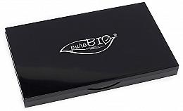 Parfüm, Parfüméria, kozmetikum Sminktartó tok - PuroBio Magnetic Make-up Palette Case