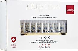 Parfüm, Parfüméria, kozmetikum Hajnövekedés helyreállító szer férfiaknak - Crescina HFSC Re-Growth 1300