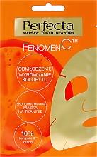 Parfüm, Parfüméria, kozmetikum Arcmaszk - Perfecta Fenomen C Face Mask
