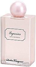 Parfüm, Parfüméria, kozmetikum Salvatore Ferragamo Signorina - Tusfürdő