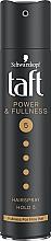 Parfüm, Parfüméria, kozmetikum Hajlakk keratinnal extra erős fixáló hatással - Schwarzkopf Taft Power & Fullness Hairspray