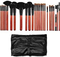 Parfüm, Parfüméria, kozmetikum Professzionális sminkecset szett 28 db - Tools For Beauty