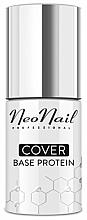 Parfüm, Parfüméria, kozmetikum Álcázó bázis gél lakkhoz - NeoNail Professional Cover Base Protein