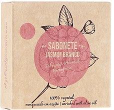 """Parfüm, Parfüméria, kozmetikum Natúr szappan """"Jázmin"""" - Essencias De Portugal Senses Jasmine Soap With Olive Oil"""