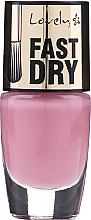 Parfüm, Parfüméria, kozmetikum Körömlakk - Lovely Fast Dry Nail Polish