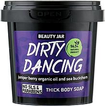 "Parfüm, Parfüméria, kozmetikum Sűrű szappan testre ""Dirty Dance"" - Beauty Jar Thick Body Soap"