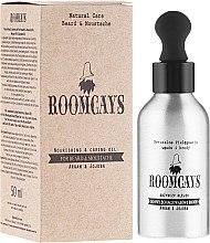 Parfüm, Parfüméria, kozmetikum Bajusz- és szakállápoló olaj - Roomcays