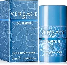 Parfüm, Parfüméria, kozmetikum Versace Man Eau Fraiche - Dezodor stift
