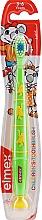 Parfüm, Parfüméria, kozmetikum Gyermek fogkefe (3-6 éves korig), zöld - Elmex Kinder Toothbrush
