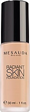 Parfüm, Parfüméria, kozmetikum Alapozó krém hialuronsavval - Mesauda Milano Radiant Skin Foundation