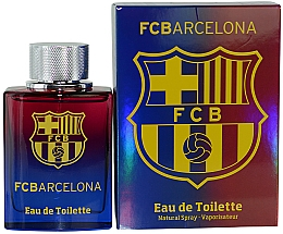 Parfüm, Parfüméria, kozmetikum Air-Val International FC Barcelona - Eau De Toilette