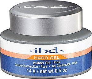 Rózsaszín építő zselé - IBD Builder Pink Gel