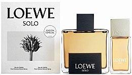 Parfüm, Parfüméria, kozmetikum Loewe Solo Loewe - Szett (edt/125ml + edt/30ml)
