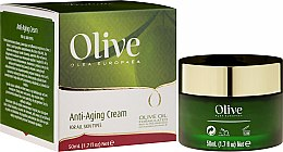 Parfüm, Parfüméria, kozmetikum Anti-age arckrém minden bőrtípusra - Frulatte Olive Anti-Aging Cream