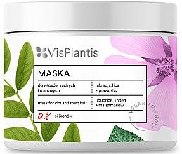 Parfüm, Parfüméria, kozmetikum Maszk száraz hajra - Vis Plantis Hair Mask