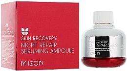 Parfüm, Parfüméria, kozmetikum Éjszakai szérum, fáradt bőrre - Mizon Night Repair Seruming Ampoule