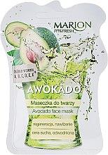 """Parfüm, Parfüméria, kozmetikum Arcmaszk """"Avokádó"""" - Marion Fit & Fresh Avocado Face Mask"""