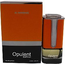 Parfüm, Parfüméria, kozmetikum Al Haramain Opulent Saffron - Eau De Parfum